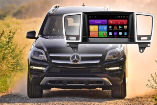 Головное устройство для Mercedes Benz GL X166 и ML W166 RedPower 51270