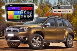 Магнитола для Renault, Lada, Nissan RedPower 51157 IPS DSP ANDROID 8+