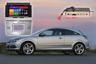 Магнитола для Opel Astra H RedPower 51219 IPS DSP Цвет серый ANDROID 8+