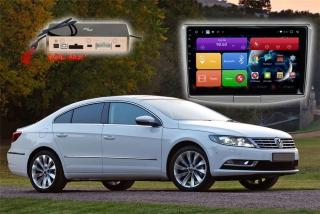 Магнитола Volkswagen Passat CC, B6, B7 Redpower 31400 R IPS DSP ANDROID 7
