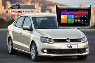 Автомагнитола для Volkswagen Polo RedPower K 51134 R IPS DSP ANDROID 8+