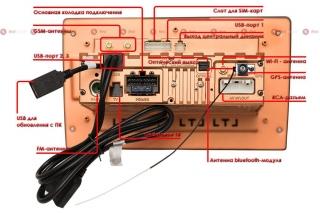 Автомагнитола для Volkswagen Passat B8 RedPower K 51401 R IPS DSP ANDROID 8+