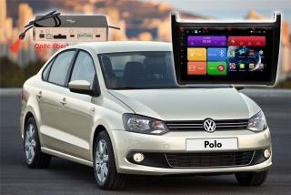Автомагнитола для Volkswagen Polo RedPower 51134 R IPS DSP ANDROID 8+