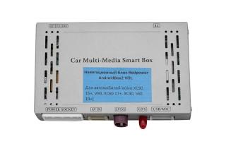 Redpower AndroidBox2 VOL - навигационный блок для  Volvo XC90 15+, V90, XC60 17+, XC40, S60 19+
