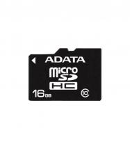 Карта памяти MicroSD 16 Gb A-Data Class10 без адаптера SD