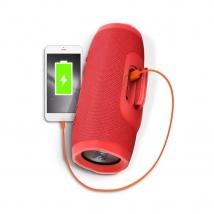 Портативная колонка JBL Charge 3 (replica) красная