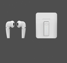 Беспроводные наушники Profit HX03 TWS Bluetooth 5.0 белые