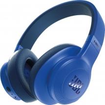 Беспроводные наушники JBL E55BT Bluetooth синие
