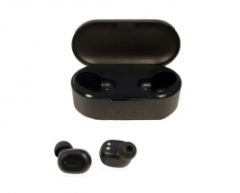 Беспроводные Bluetooth наушники Profit QT2s черные